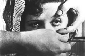 Un perro andaluz. Luis Buñuel.