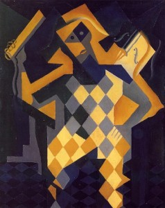 34.Juan+Gris+-+Harlequin+with+Violin+(1919)+
